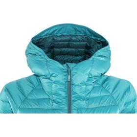 Rab Microlight Alpine Long Jacket Women Serenity/Atlantis